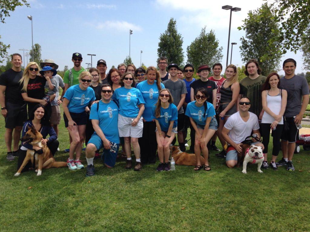 Orange County Walk Team for OCD